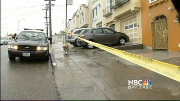 SFPD Searching For Clues In Mass Murder