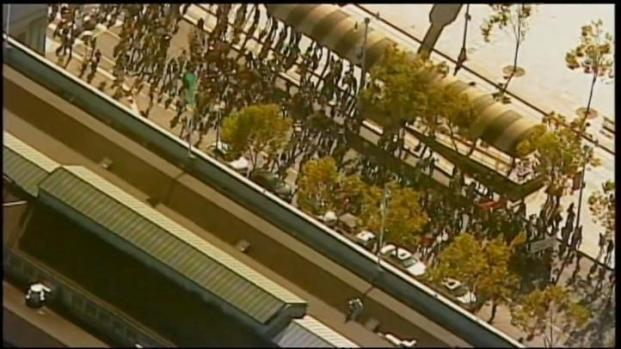 [BAY] Raw Video: Occupy SF March in Financial District