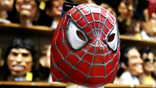 "[NEWSC] ""Spider-Man"" Goes Bad"