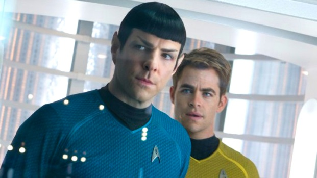 "[AP] ""Star Trek"" Stars on the ""Spectacle"""