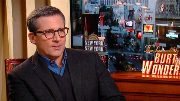 [NBCAH] Steve Carell Talks Battling Jim Carrey in New Movie