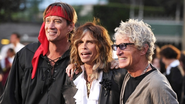 [NBCAH] Steven Tyler: I Want To Be Johnny Depp's 'Pirates' Brother!