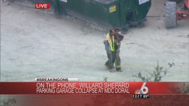 [MI] Students Speak About Garage Collapse at Miami-Dade College