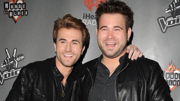 """[NATL] The Swon Brothers Dish On Making Top 8 on """"The Voice"""""""
