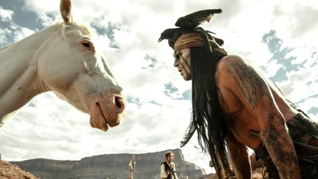 "[NBCAH] Johnny Depp's ""The Lone Ranger"" Premiere"
