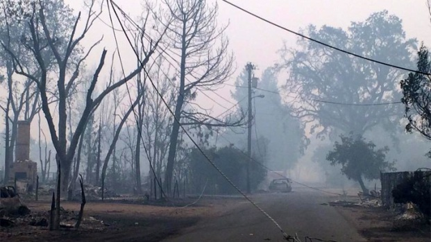 [BAY] Valley Fire: Public Health Emergency Declared in Lake County