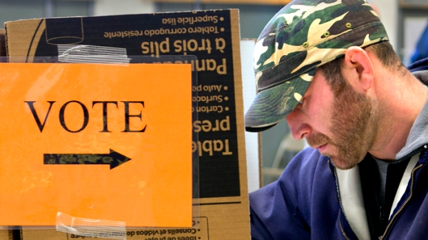 [NATL] The Road to the White House