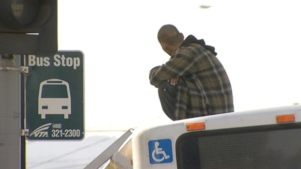 [BAY] Raw Video: Man in Standoff With SJPD on VTA Bus