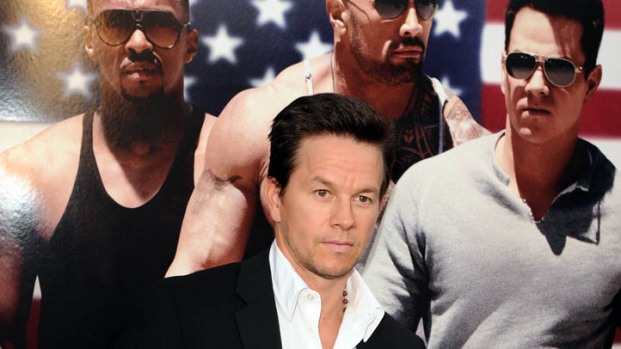 "[NBCAH] Wahlberg Bulks Up for ""Pain & Gain"""