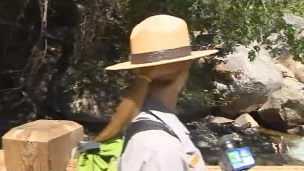 [BAY] Raw Video: Ranger Explains How Children Were Swept Away