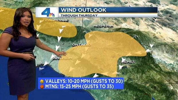 [LA] Weather Video: Wednesday, Oct. 17, 2012