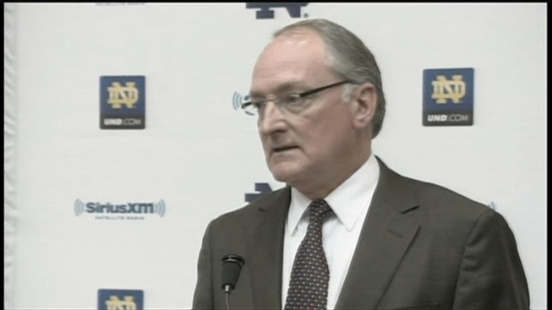 [CHI] Notre Dame Athletic Director Speaks of Te'o