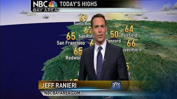 [BAY] Power Outages & Winds Stay In Jeff's Forecast.