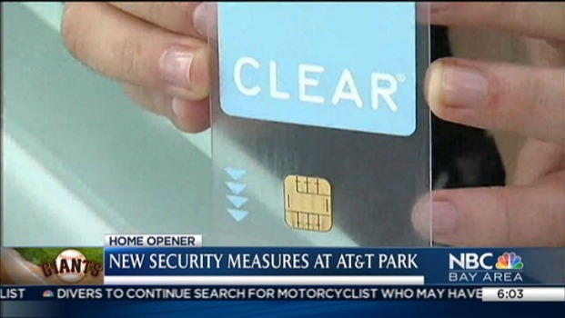 Airport-Style Security Coming to AT&T Park