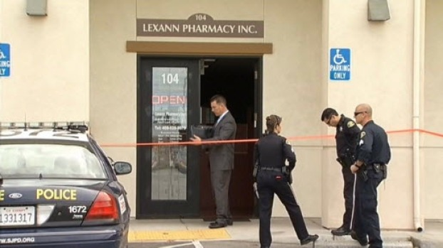 [BAY] San Jose Pharmacy Employees Held at Gunpoint