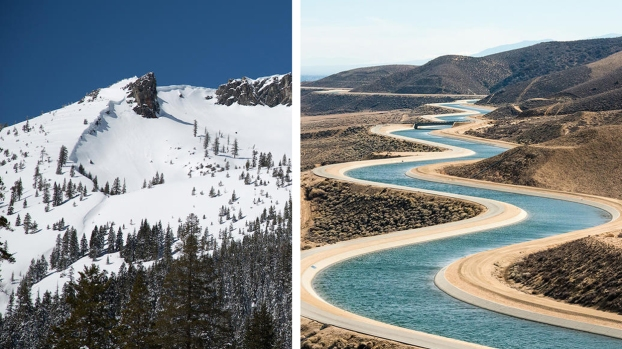 [NATL-LA] How Water Gets From the Sierra Nevada Mountains to the Rest of California
