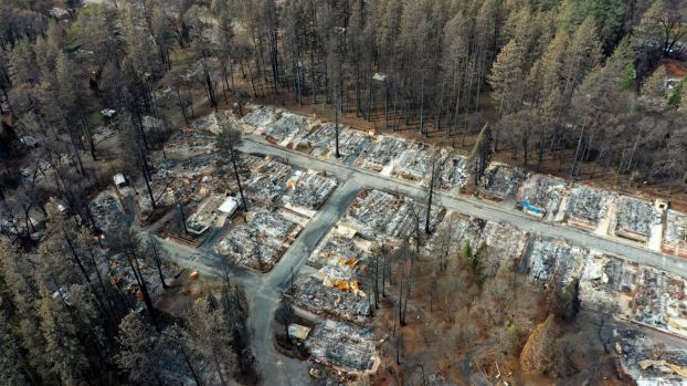 [BAY] PG&E: Company Equipment 'Probable' Cause of Camp Fire