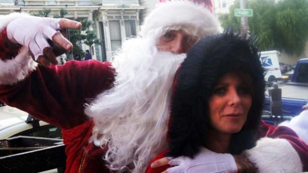 SF Santa Con 2011
