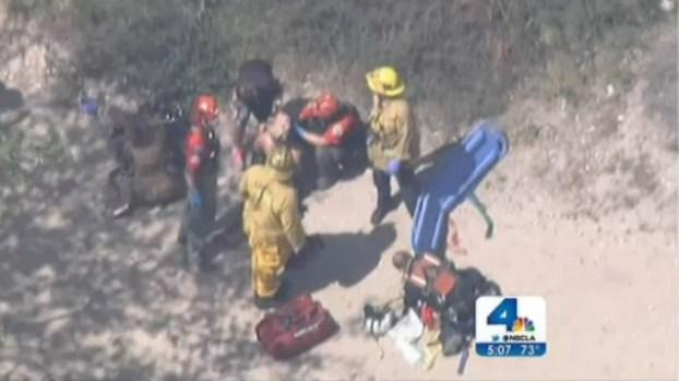 [LA] Teen Hiker Dies After Fall at Eaton Canyon
