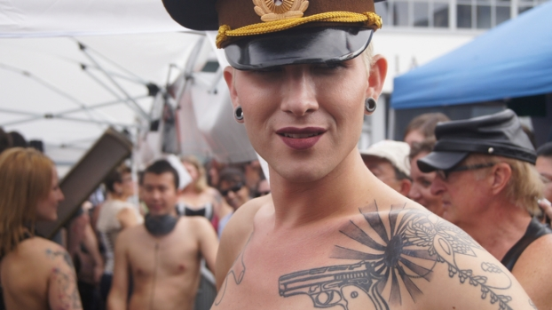 IMAGES: Folsom Street Fair