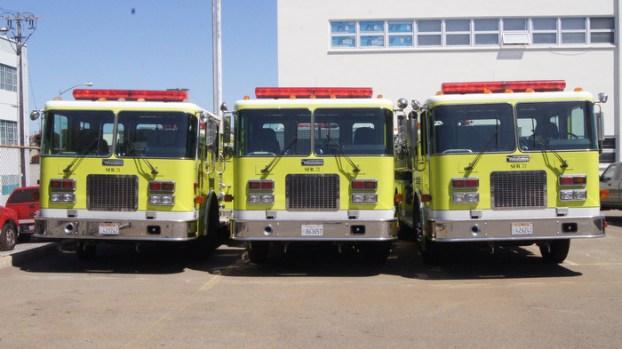 [BAY] 5 San Francisco Firefighters Await Suspensions Over Crash