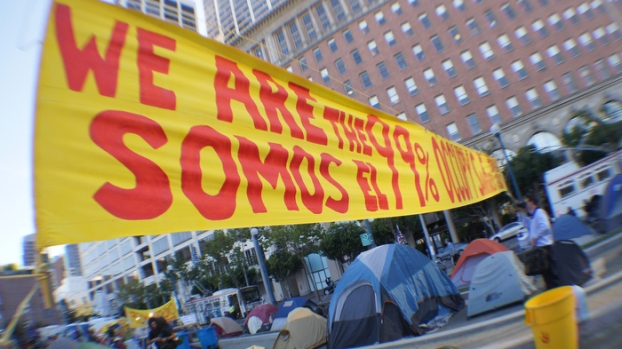 "Occupy SF's ""Tent City"""