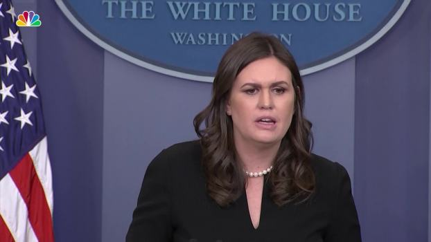 White House: 'No Way' Trump Tweet to NY Sen. Is Sexist