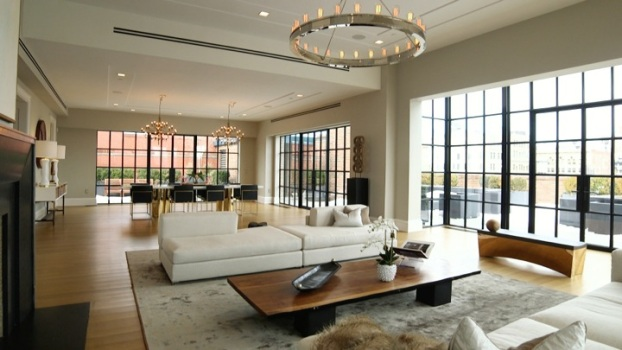 Inside The Puck Building Penthouse