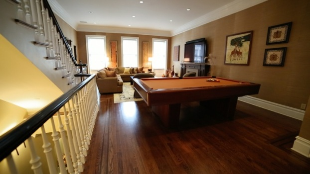 The Best of Both Worlds In This Renovated Brownstone
