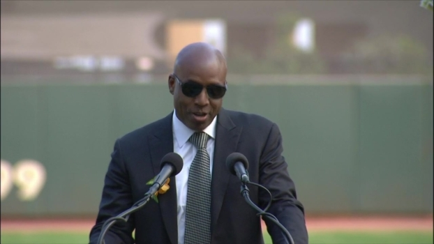 Remembering McCovey: Bonds Speaks at Celebration of Life for Late Giants Legend