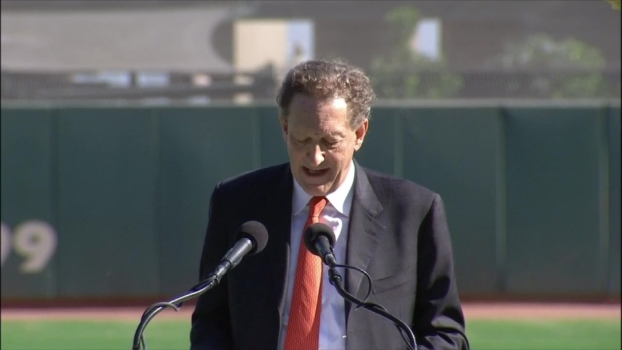 Remembering McCovey: Giants CEO Larry Baer Shares Story of Legendary No. 44