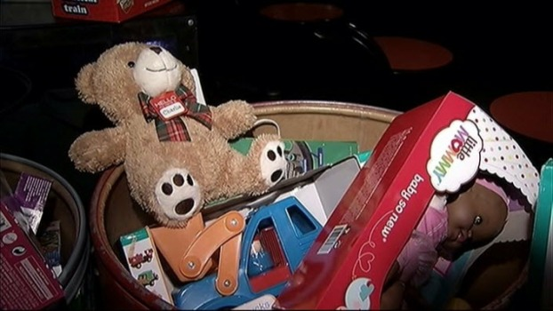 Annual Toy Drive at Lefty O'Doul's in San Francisco
