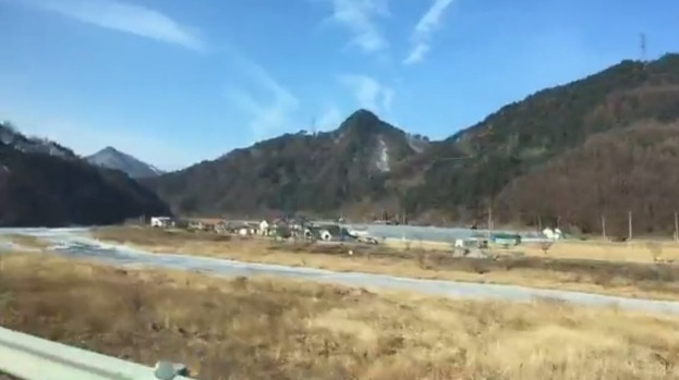 Check Out the Countryside of PyeongChang