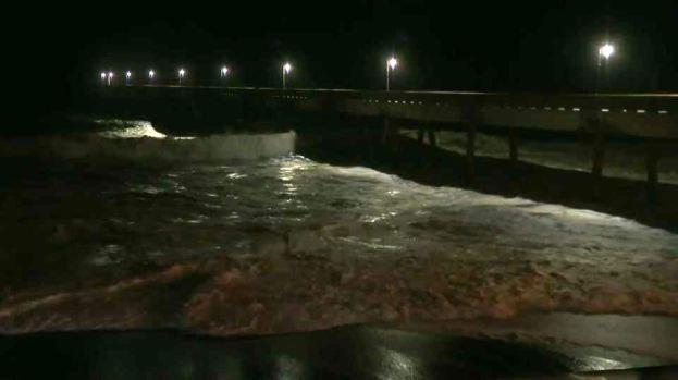 [BAY] Storm Triggers Coastal Flood Advisory, High Surf Warning
