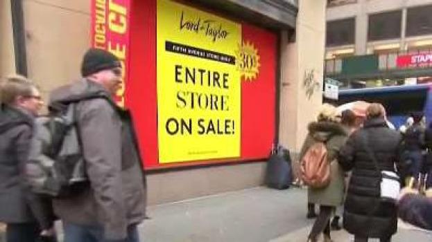 San Francisco Startup Buys Lord and Taylor