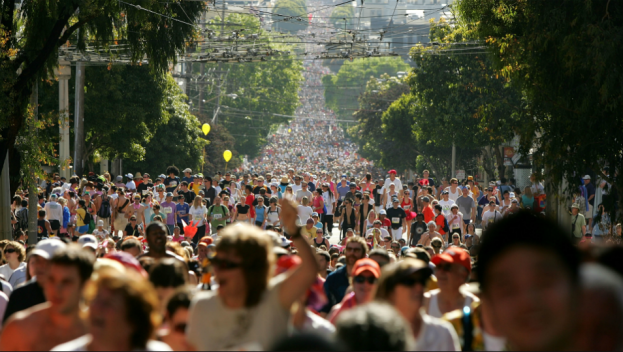 Racers, Revelers Take to SF for 107th Bay to Breakers