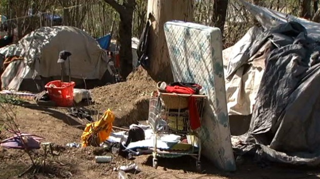 [BAY] Volunteers Urged to Stay Away from SJ Homeless Encampment Clean Up