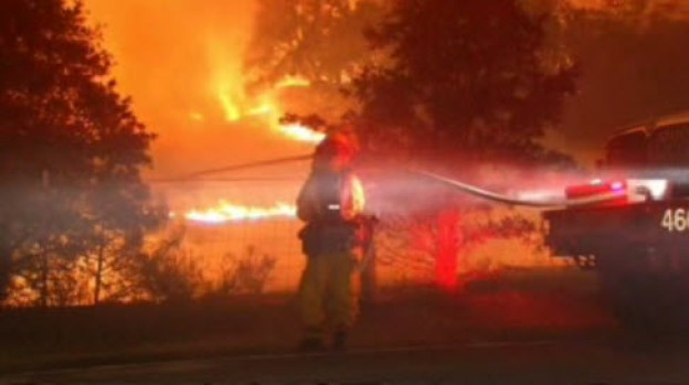 [BAY] Mt. Diablo's Morgan Fire 45 Percent Contained, Downgraded to 3,200 Acres
