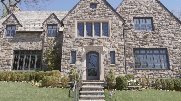 An Updated Tudor Style Home in Scarsdale