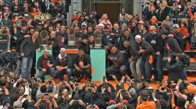 Giants Victory Parade (Part 11)
