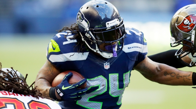 [BAY] Seahawks RB, Oakland Native Marshawn Lynch Playing in Super Bowl