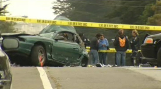 [BAY] Colma Hit-and-Run Suspect Surrenders to Police