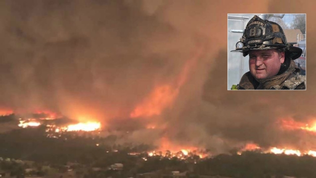 Firefighter Was Killed by Calif.'s Massive Fire Tornado