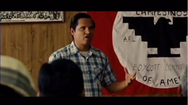 [BAY] San Jose Holds Premiere of Cesar Chavez Movie