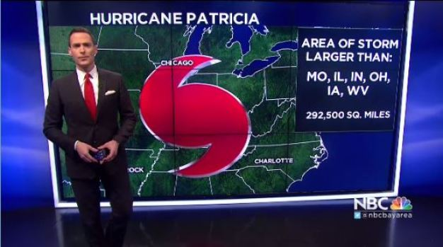 [BAY] Hurricane Patricia Massive Size