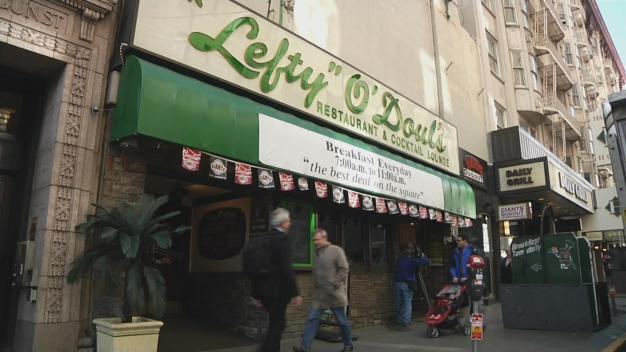 San Francisco's Lefty O'Doul's Set to Pack Up, Change Location