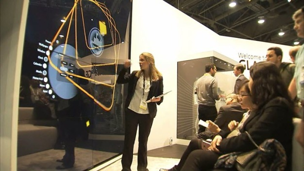 Super-Thin Technology Featured in CES