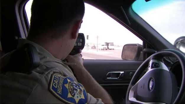 CHP Cracks Down on Speeders, Carpool Violators