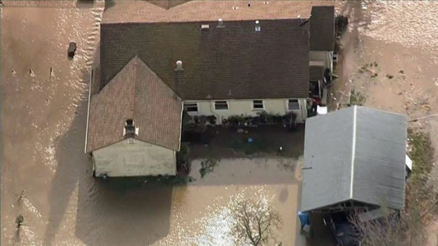 Storm Prompts More Flooding, Evacuations in Hollister