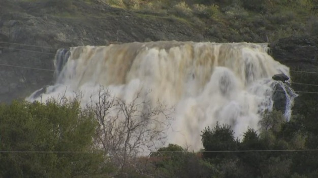 'Raging' Coyote Creek Prompts Flooding in South Bay
